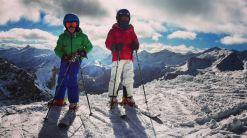 Zwei meiner liebsten Youngsters diesen Winter :)